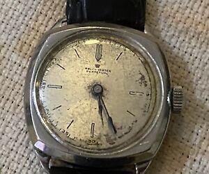 Vintage Rolex Rebberg Dennsion Cushion Case Vintage Watch
