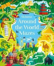 Around the World Mazes: 1 by Sam Smith Book The Cheap Fast Free Post