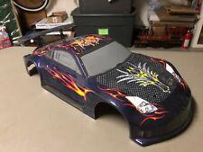 Nissan 350Z 1/10 RC Car Body for Team Associated Tamiya Cars