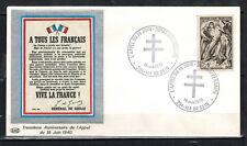1970-Fdc 1°Jour**Appel du 18 Juin-Obl.île de Sein.Timbre.Yt.790/1572/1351b