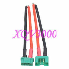 1pair MPX Multiplex Male & Female Tinned end 14AWG 10CM Wire Connector