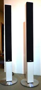 Loewe Individual Sound L1 Lautsprecher-System weiß Paar