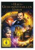 DAS HAUS DER GEHEIMNISVOLLEN UHREN - KEINE INFORMATIONEN   DVD NEU