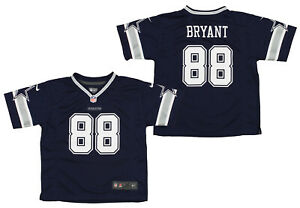 Nike NFL Kids (4-7) Dallas Cowboys Dez Bryant #88 Game Day Jersey