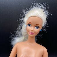Barbie Talking Dentist Doll Blond Let's Brush Great Checkup Articulated arms BL5