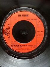 "Lyn Collins - Rock Me Again & Again b/w Wide Awake In A Dream 7"" Vinyl Polydor"