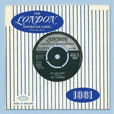 """THE LONDON AMERICAN LABEL YEAR BY YEAR  """"1961""""  28 CLASSIC TRACKS"""