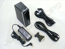 NUOVO Lenovo USB 3.0 UNIVERSALE NOTEBOOK Docking STAION REPLICATORE + DVI + PSU