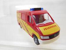 eso-1125Wiking 1:87 Mercedes Sprinter Feuerwehr sehr guter Zustand