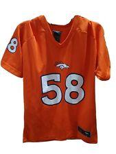 NFL TEAM APPAREL! Denver Broncos, Von Miller #58🧡🔥💯🏈