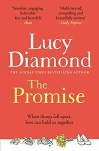 The Promise by Diamond, Lucy Book The Cheap Fast Free Post