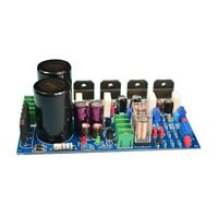 Assembled 120W+120W LM3886 Dual Parallel Pure Amplifier Board w/Protection X-