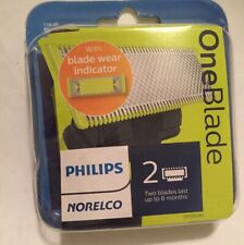 Philips Norelco OneBlade Replacement blade 2 Pack(QP220/80) - New!