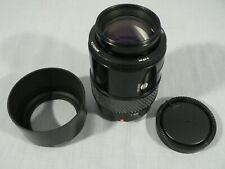 Minolta Maxxum AF 100-200mm f/4.5 Telephoto Zoom lens - Sony Alpha DSLR UNTESTED