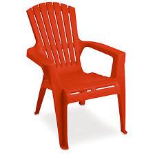 New listing Kids' Adirondack Chair, Cherry Red
