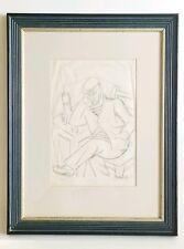Marie Marevna Russian ( 1892 - 1984 ) Original Drawing Christie's