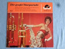 Die große Starparade Folge 6 : Stefano Twins - Ted Herold  - Schlager LP  1959