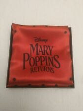 NEW Mary Poppins Returns Limited Edition Scarf Pokadot