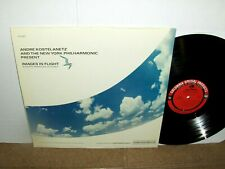 Andre Kostelanetz - Images In Flight LP Easy Lounge Jazz Eastern Airlines RARE