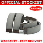 FOR FORD TRANSIT BOX 1.6 2 2.4 D 2.5 1977-86 FRONT DELPHI LOCKHEED BRAKE SHOES