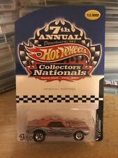 Hot Wheels 7th Annual Collectors Nationals 67 camaro