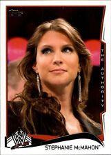 Stephanie McMahon 2014 Topps WWE # 47