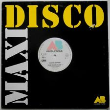 """12"""" FR**NADINE EXPERT - I WANNA BE A ROLLIN' STONE/ PLAY THE GAME OF LOVE**29345"""