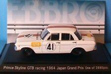 NISSAN PRINCE SKYLINE #41 GTB S54B RACING 1964 JAPAN GP 1/43 EBBRO 396