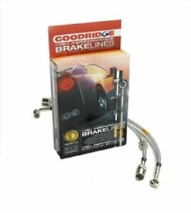 Goodridge 75-89 for Porsche 911/930 SS Brake Lines