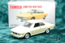 [TOMICA LIMITED VINTAGE LV-22b 1/64] MAZDA LUCE ROTARY COUPE (Yellow)