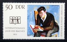 EAST GERMANY DDR 1972 International Book Year. Set of 1. MNH. SGE1496.