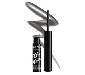 NYX Rpic Wear Metallic Liner in Gunmetal