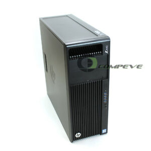 HP Z440 Xeon E5-1620 v3 3.5GHz RAM 32GB SSD 256GB Quadro 4000 Win 10