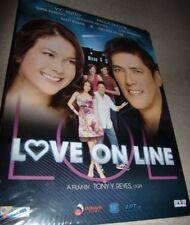 LOVE ON LINE TAGALOG dvd VIC SOTTO PAULA TAYLOR   NEW