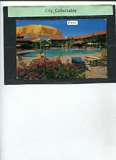 P426 # MALAYSIA USED PICTURE POST CARD * TANJUNG ARU BEACH HOTEL, SABAH