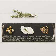 Just Slate - Small Antipasti Serving Tray