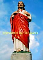 NEW RUBBER LATEX MOULD MOULDS MOLD TO MAKE  RELIGIOUS LARGE STATUE JESUS