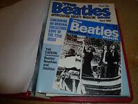 THE BEATLES BOOK MONTHLY APPRECIATION Magazine No 72 April 1982