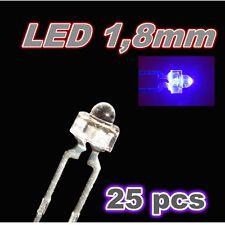 302/25# LED ultra violet  1,8mm 25pcs --- 120mcd -- UV LED