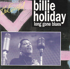 CD 16T BILLIE HOLIDAY LONG GONE BLUES BEST OF 1993