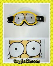 Bmx Mx Oakley Scott Monster Energy Goggles Skin