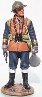 KING & COUNTRY FIELDS OF BATTLE FOB005 BRITISH NAVAL OFFICER MIB