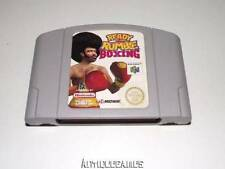 Boxing Nintendo 64 PAL Video Games
