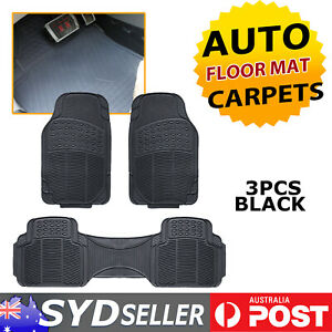 H/duty Water Wear Resistant Car Floor Mats For Mitsubishi Outlander Pajero SUV