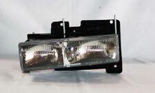 Headlight Assembly Left TYC 20-1669-00