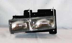 Headlight Assembly-Regular Left TYC 20-1669-00