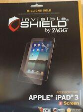 ZAGG Invisible Sheild for iPad 3