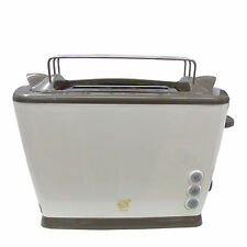 Doppelschlitz Toaster für Toast & Brötchen