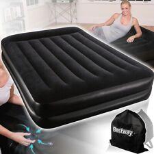 Bestway® Luftbett mit Pumpe (selbstaufblasend) Luftmatratze Gästebett Reise Bett