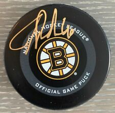Tuukka Rask Boston Bruins Signed Autographed 2019 Official Game Hockey Puck